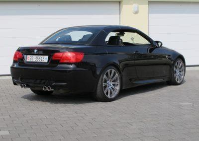 BMW M3 Cabriolet black (7)