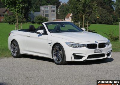 BMW M4 Cabriolet white (2)