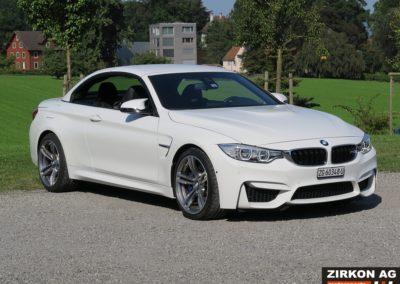 BMW M4 Cabriolet white (3)