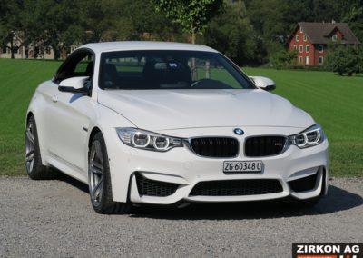 BMW M4 Cabriolet white (4)