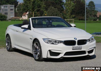 BMW M4 Cabriolet white (7)