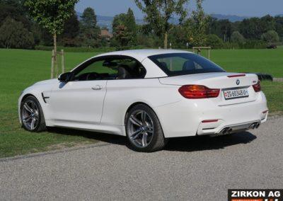 BMW M4 Cabriolet white (9)