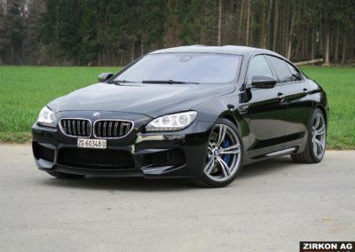 BMW M6 Gran Coupé 01