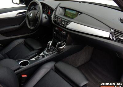BMW X1 25d xDrive white (10)
