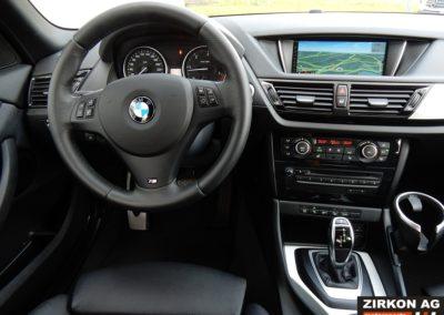 BMW X1 25d xDrive white (15)
