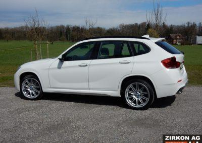 BMW X1 25d xDrive white (3)