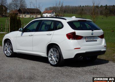 BMW X1 25d xDrive white (4)