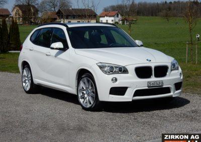 BMW X1 25d xDrive white (5)