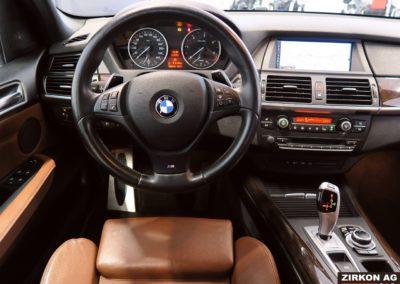 BMW X5 30d white (13)