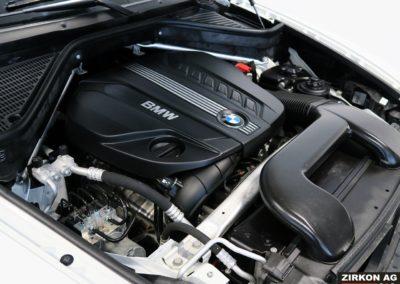 BMW X5 30d white (15)