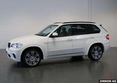 BMW X5 30d white (3)