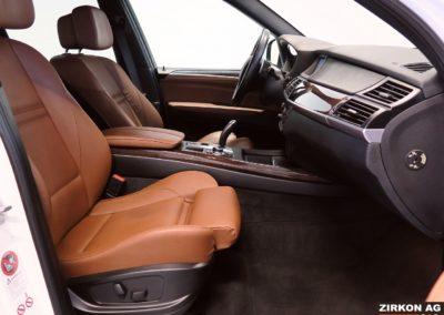 BMW X5 30d white (8)