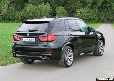 BMW X5 40d 09