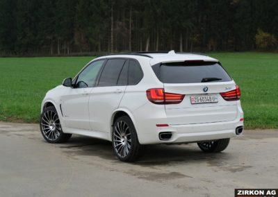 BMW X5 40d M-Sport Tomason 14