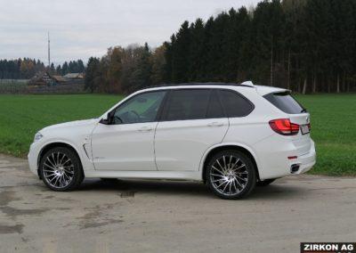 BMW X5 40d M-Sport Tomason 19