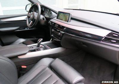 BMW X5 40d M-Sport saphirschwarz met. 15