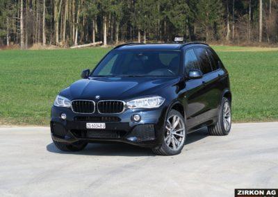 BMW X5 40d carbonschwarz 01