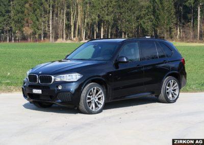 BMW X5 40d carbonschwarz 02