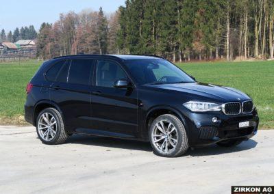 BMW X5 40d carbonschwarz 03