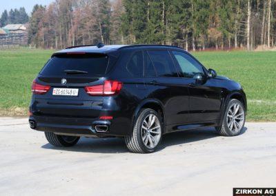 BMW X5 40d carbonschwarz 06