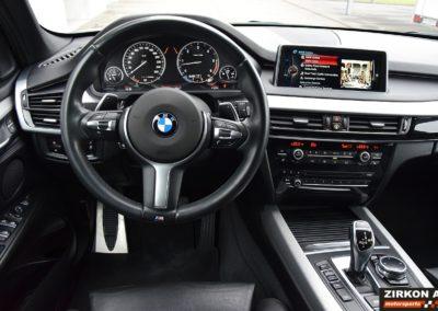 BMW X5 40d carbonschwarz 11