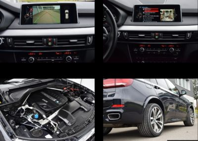 BMW X5 40d carbonschwarz 16