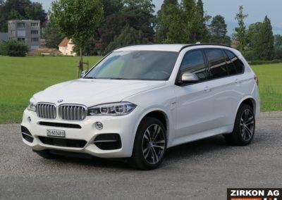 BMW X5 M50d white (1)