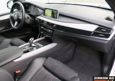 BMW X5 M50d white (10)
