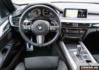 BMW X5 M50d white (11)