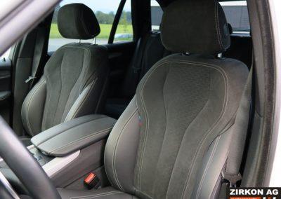 BMW X5 M50d white (12)