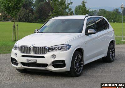 BMW X5 M50d white (2)