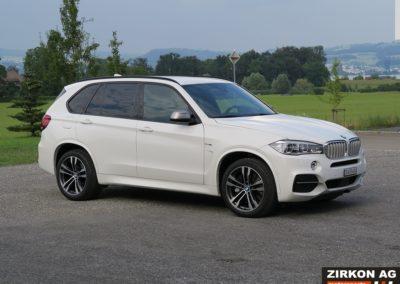 BMW X5 M50d white (4)