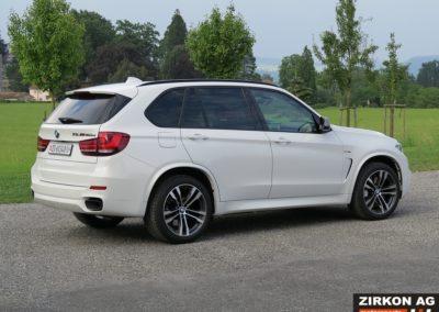 BMW X5 M50d white (5)
