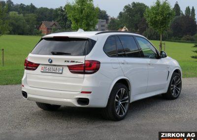 BMW X5 M50d white (7)