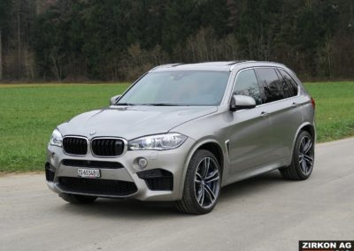 BMW X5M a