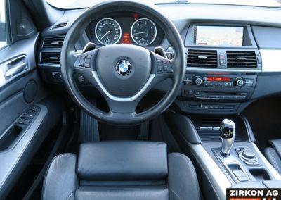 BMW X6 40d black (10)