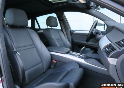 BMW X6 40d black (12)
