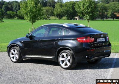 BMW X6 40d black (4)