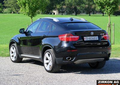 BMW X6 40d black (6)
