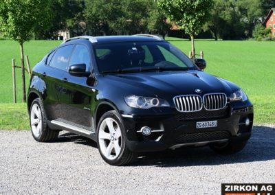 BMW X6 40d