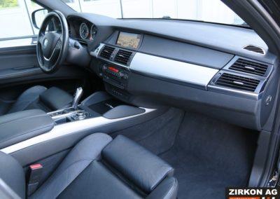 BMW X6 40d black (9)