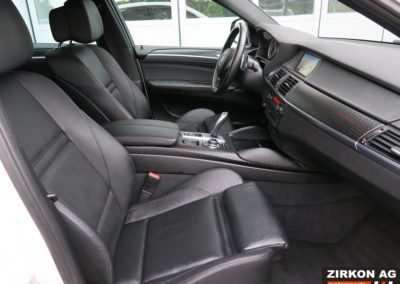 BMW X6 40d white (13)