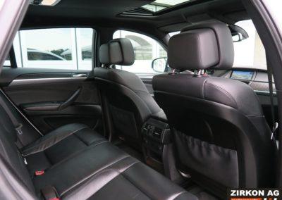 BMW X6 40d white (16)