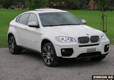 BMW X6 40d white (7)