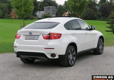 BMW X6 40d white (9)