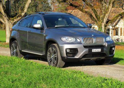 BMW X6 50i