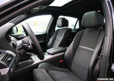 BMW X6 M50d black (10)