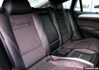BMW X6 M50d black (14)