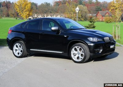 BMW X6 M50d black (4)