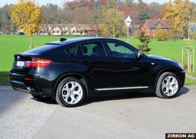 BMW X6 M50d black (5)